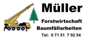 Müller Forstwirtschaft
